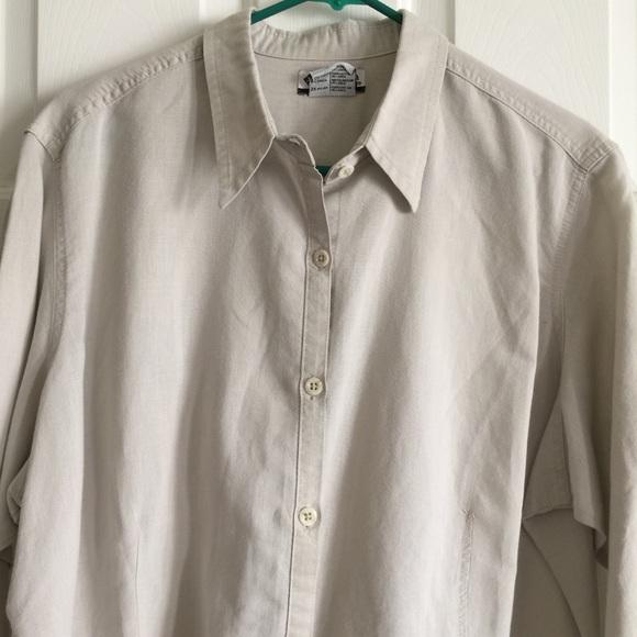 5c195b4525c63 Plus Size Columbia Camp Shirt